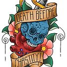 Death Before Chastity by Atom Godwin