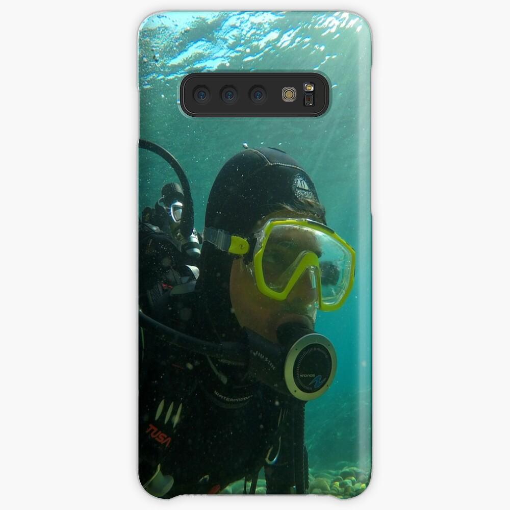 Buceo # 19 Funda y vinilo para Samsung Galaxy