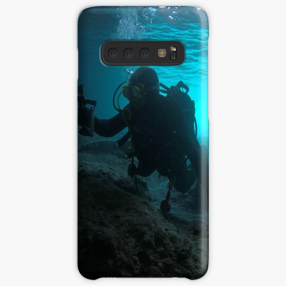 Buceo # 24 Funda y vinilo para Samsung Galaxy