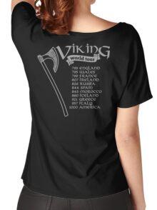 Viking World Tour Women's Relaxed Fit T-Shirt