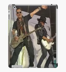 Hollywood Vampires Chicago, Illinois, USA iPad Case/Skin