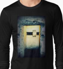Battery Mishler Telephone Room 2 Long Sleeve T-Shirt