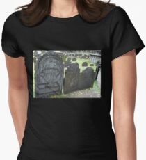 Raindrops On Headstones T-Shirt