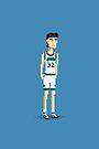 Laettner by pixelfaces