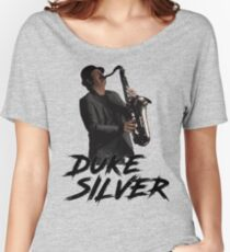 Duke Silver - Rob Swanson Women's Relaxed Fit T-Shirt