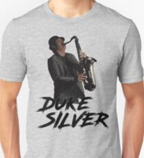 Duke Silver - Rob Swanson T-Shirt