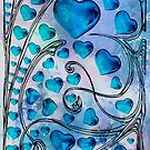 MY BLUE HEARTED VALENTINE by Tammera