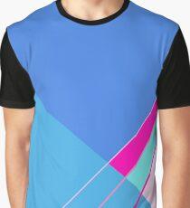 colorblocking Graphic T-Shirt