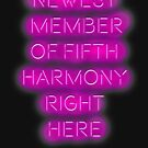 #BeTheFifthMember (of 5H) by foreverbands