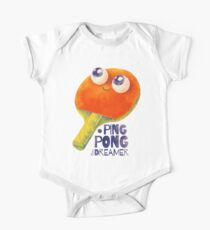 Ping-pong dreamer Kids Clothes