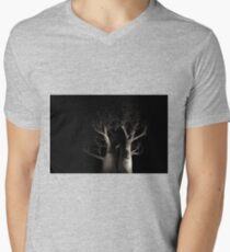 Boab Tree  Men's V-Neck T-Shirt