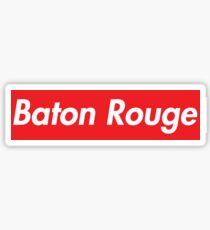 BATON ROUGE SUPREME Sticker