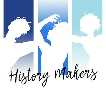 History Makers by GinHans