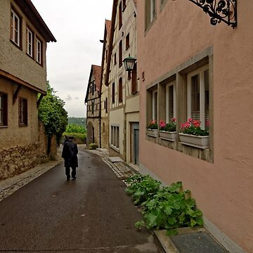 Rothenburg ob der Tauber 43 by PriscillaTurner
