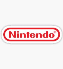 Nintendo Logo - Sticker Sticker