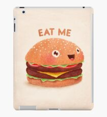 Burger iPad Case/Skin