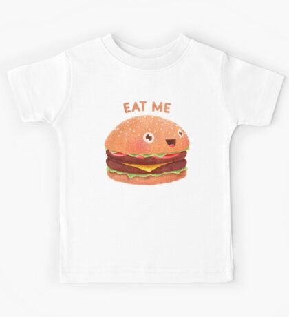 Burger Kids Clothes