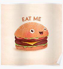 Burger Poster