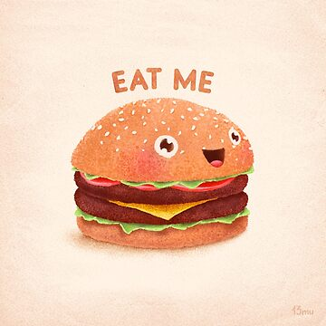 Burger by limeart