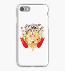 katya zamolodchikova iPhone Case/Skin