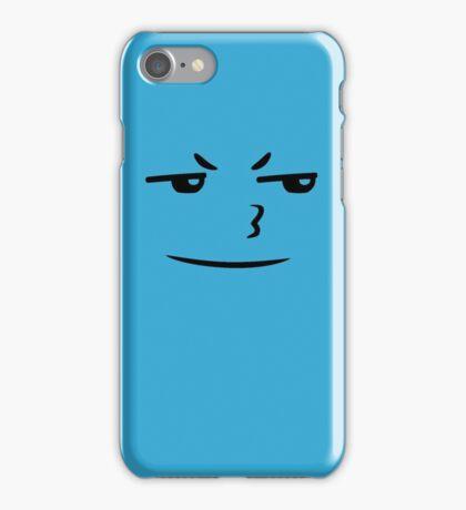 Grumbler face iPhone Case/Skin