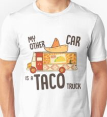 Taco Truck Unisex T-Shirt
