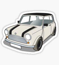 Classic Mini #5 Sticker