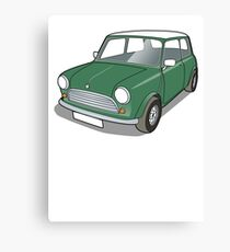 Classic Mini #11 Canvas Print