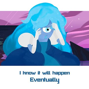 Happen Eventually - Sapphire by Ruzzie
