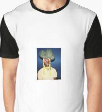 Big Baby D.R.A.M. Broccoli Head Graphic T-Shirt