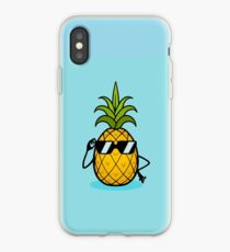 Ananas Cool iPhone Case