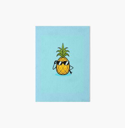 Ananas Cool Art Board
