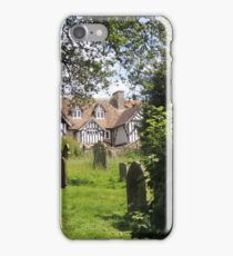 Old English Helmsley iPhone Case/Skin