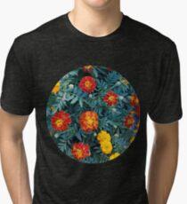 Marigold Garden Tri-blend T-Shirt