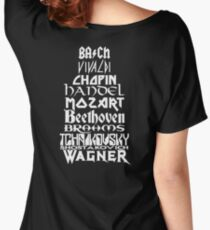 Composers Women's Relaxed Fit T-Shirt