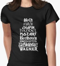 Composers Women's Fitted T-Shirt