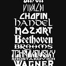 Composers by synaptyx