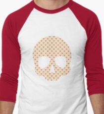 Head Skull Hearts Pattern Funny Valentine Gift Design T-Shirt