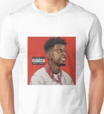 21 Savage !!!! Why you trapping so hard? Unisex T-Shirt