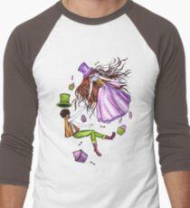 Hansel and Gretel Men's Baseball ¾ T-Shirt