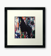 Idle Thoughts Framed Print