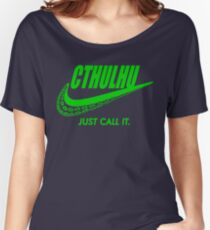 Just call it. Women's Relaxed Fit T-Shirt