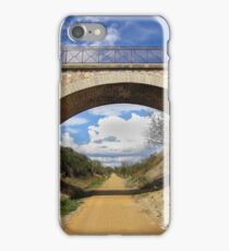 Under and over. iPhone Case/Skin
