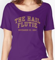 The Hail Flutie Women's Relaxed Fit T-Shirt