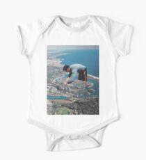 Stadtplanung Baby Body Kurzarm