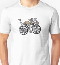 Bicycle Day 'Albert Hofmann' Unisex T-Shirt