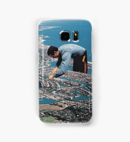 Urban Planning Samsung Galaxy Case/Skin
