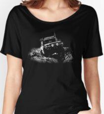 Toyota Landcruiser Women's Relaxed Fit T-Shirt