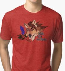 Yuri - Love Tri-blend T-Shirt