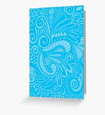 Pop Sky Greeting Card